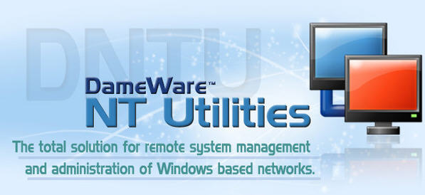 局域网管理软件(Dameware NT Utilities) v7.5.6.1