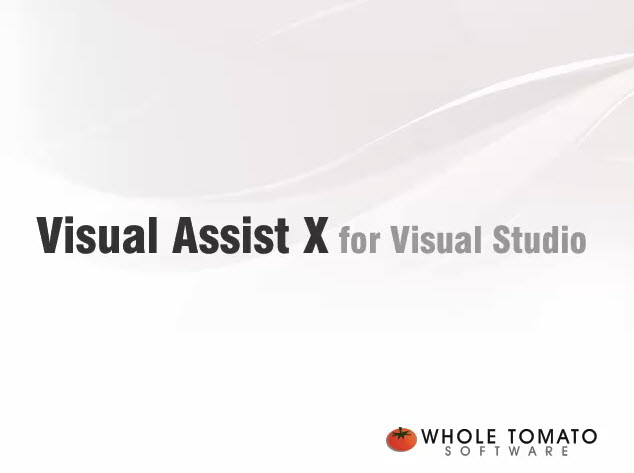 Visual Assist X V10.8.2048.0 �ٷ�ԭ��