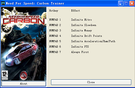 Images of Nfs Carbon Cheats - #rock-cafe