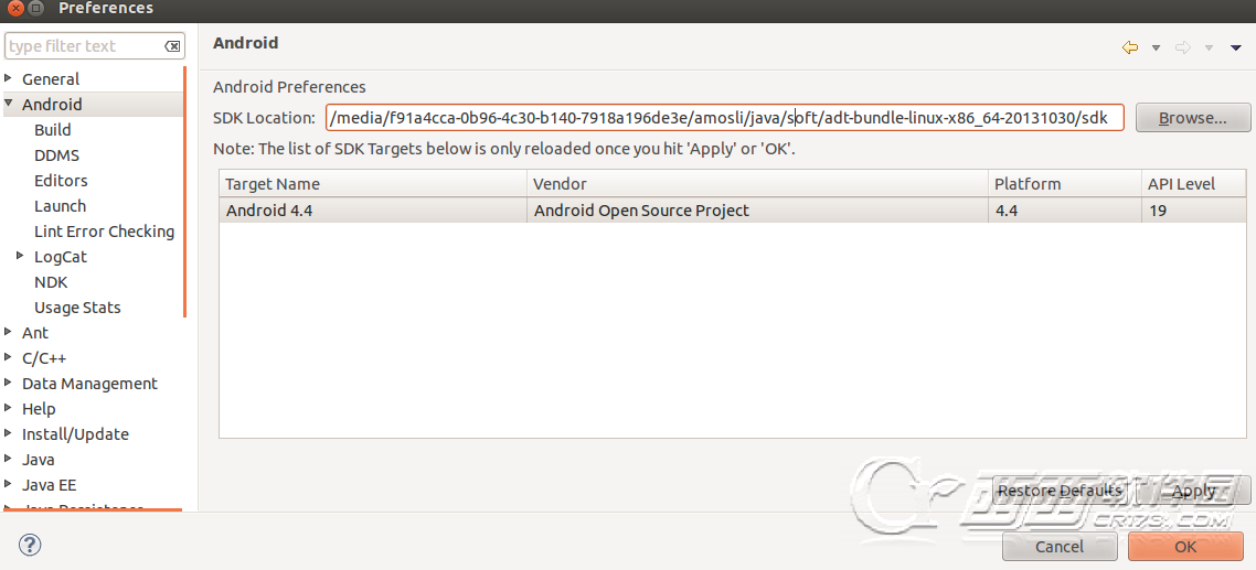 android sdk linux R22.3 官方最新版