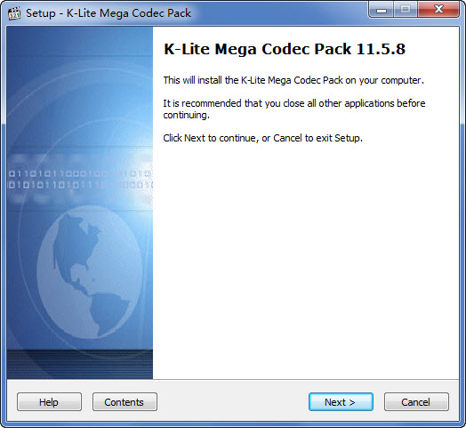 K-Lite Mega Codec Pack 14.2.3 Beta官方完整安装版