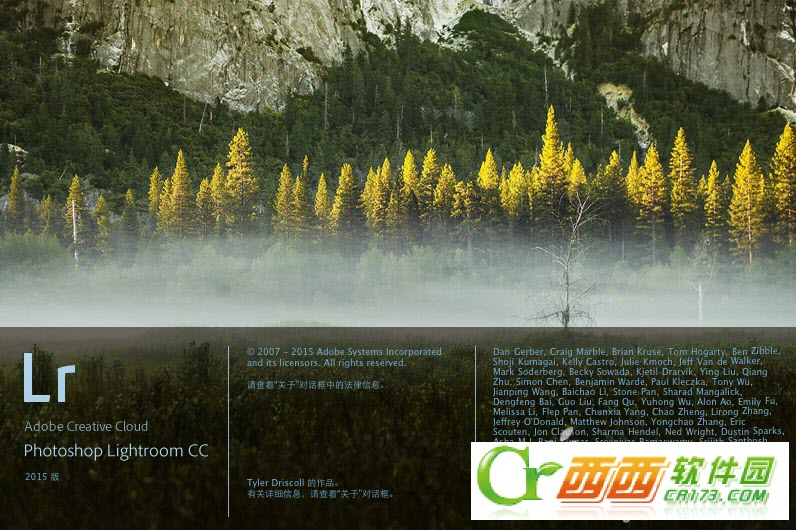 Adobe lightroom cc for mac v6.0 官方最新版