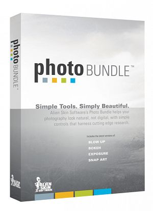 苹果Photoshop滤镜套装(Alien Skin Photo Bundle)2014.10 官方最新版