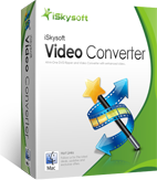 Mac视频格式转换器(iSkysoft Video Converter)