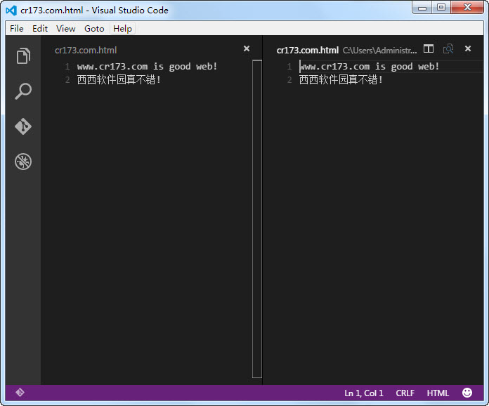 VS编辑器Visual Studio Code下载