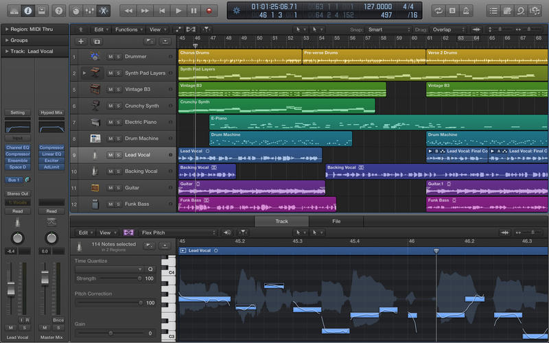 Apple Logic Pro x V10.3.2
