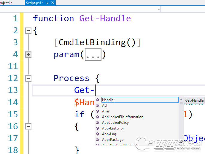 PowerShell Tools for vs2015 3.0.163 官方版