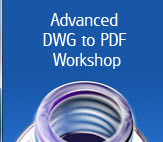 cad转pdf工具Advanced DWG to PDF Workshop