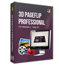 3D PageFlip Professional(Flash图书制作)1.6.7注册版
