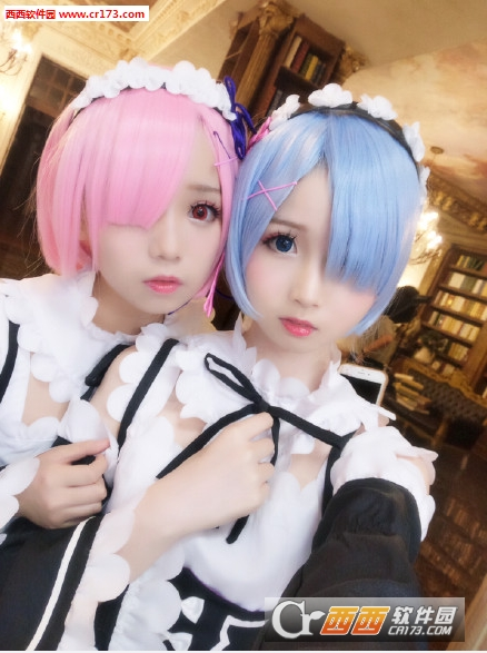 and cosplay Rem ram
