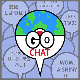chat for pokemon go-go chat口袋妖怪Go聊天软件