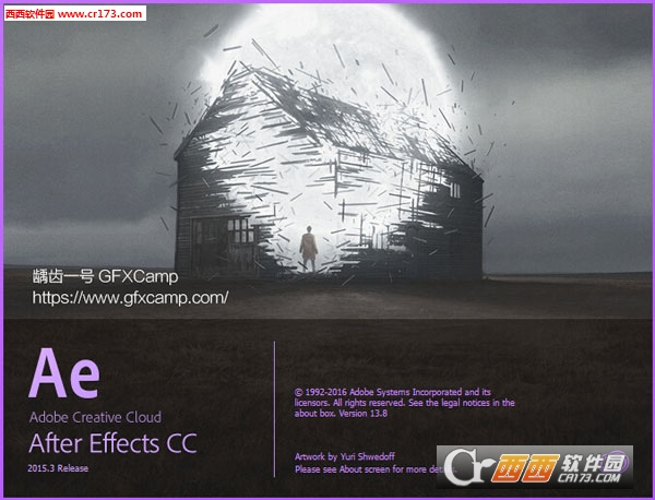 Adobe After Effects CC 2015.3 v13.8 官方简体中文版