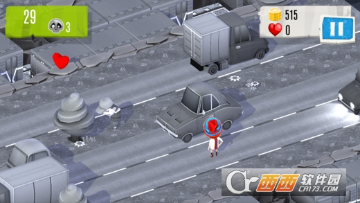 IOS僵尸逃离(Watch out Zombies)官方版 v1.0