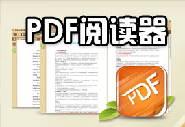 <strong>PDF阅读器</strong>
