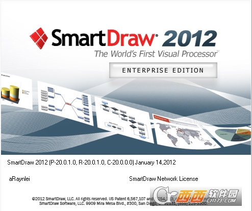 Automatic Drawing  Features Overview  SmartDraw 2010
