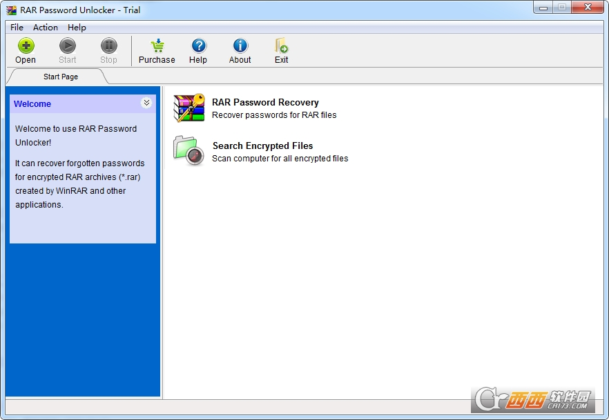 RAR Password Unlocker V5.0.0.0 特别版