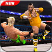 Men Street Wrestling Fight King:Kungfu Clash