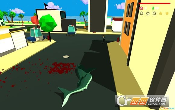 ��~模�M器(Shark Simulator) v5.6 免安�b完整�h化版