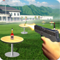 Bottle Shooting 3D打瓶子3D