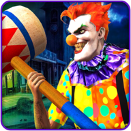 Scary Clown Attack Simulator 3D
