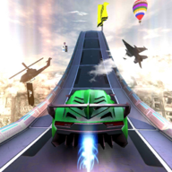 Impossible Stunts Racing 3D