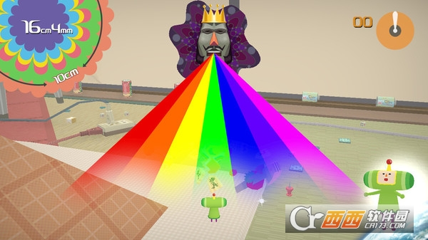 Katamari Damacy REROLL DARKSiDERS镜像版