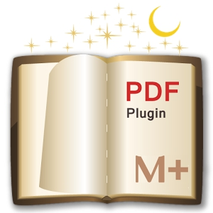 PDF Plugin-Moon+Reader Pro