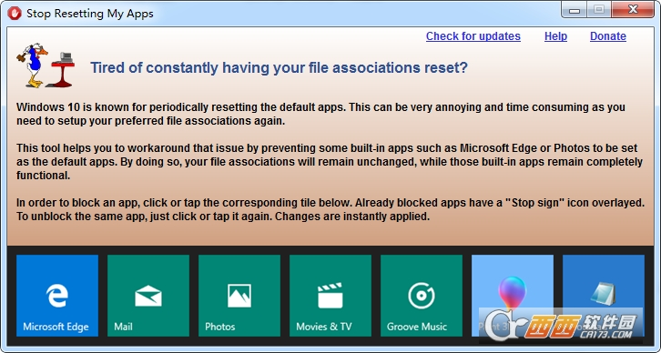 Stop Resetting My Apps v1.6.0.0 官方最新版