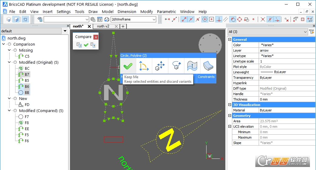 BricsCAD Platinum mac版百度网盘下载|BricsCAD for mac下载v18