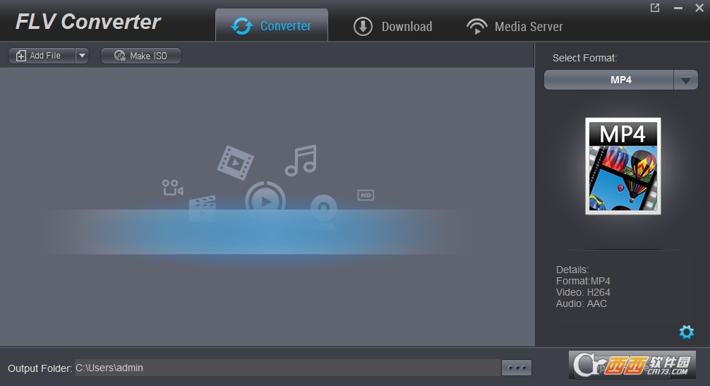 Dimo FLV Video Converter v4.2.0 官方版