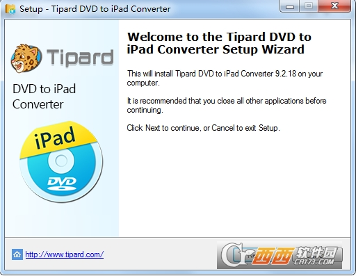 Tipard DVD to iPad Converter 9.2.18最新版