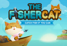 The Fishercat游戏_The Fishercat安卓_渔夫小猫中文版