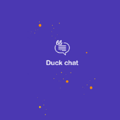 DuckChat系�y源�a