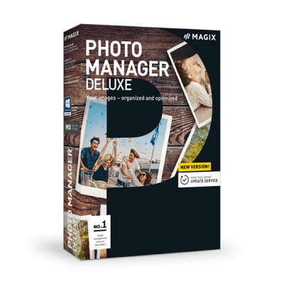 �底�D像管理�件MAGIX Photo Manager