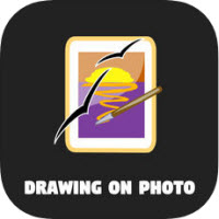 Draw on your photos软件