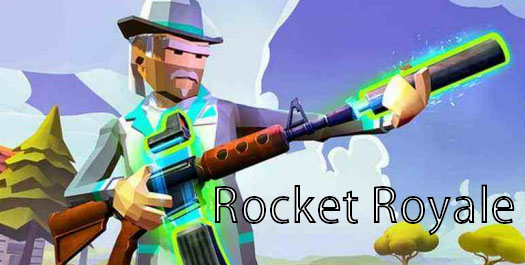 Rocket Royale下载_Rocket Royale大逃杀手游