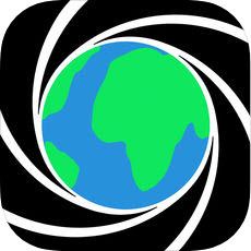 Tiny Planet Photos and Video app