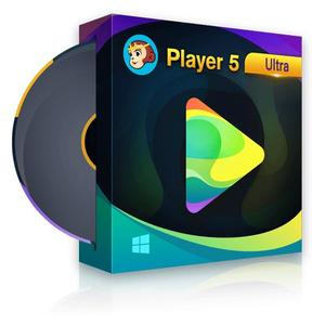 蓝光播放器DVDFab Player Ultra