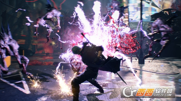 鬼泣5(Devil May Cry 5) 免安装绿色中文版