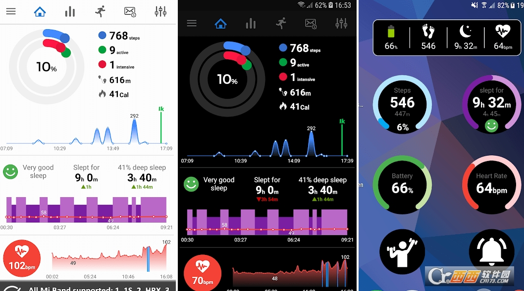 Notify & Fitness for Mi Band Pro破解版