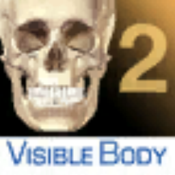 Visible Body Skeleton Premium 2最新完整付费版